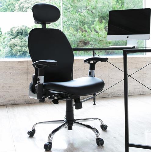 仕事の効率を図るための椅子は超重要だ!